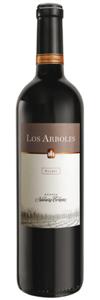 Navarro Correas Los Arboles Malbec 2008, Mendoza Bottle