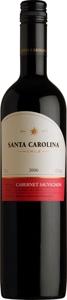 Santa Carolina Cabernet Sauvignon/Merlot 2009 Bottle