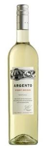 Argento Pinot Grigio 2009 Bottle