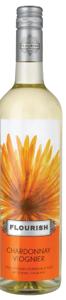 Flourish Chardonnay Viognier 2009, VQA Bottle