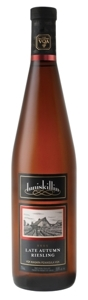 Inniskillin Late Autumn Riesling VQA 2009 Bottle