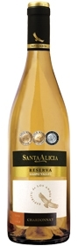 Santa Alicia Estate Bottled Chardonnay 2010 Bottle