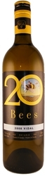 20 Bees Vidal 2008, Ontario Bottle