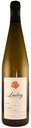 Lailey Riesling, Niagara River 2009, Niagara River Bottle