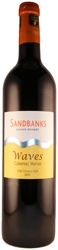 Sandbanks Waves Cabernet Merlot 2009, Ontario Bottle