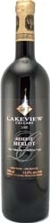 Lakeview Cellars Merlot Reserve 2005, Niagara Peninsula Bottle