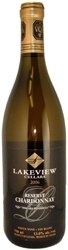 Lakeview Cellars Chardonnay Reserve 2006, Niagara Peninsula Bottle