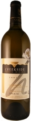 Creekside Laura's White 2007, VQA Niagara Peninsula Bottle