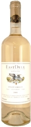 Eastdell Pinot Grigio 2008, Ontario Bottle