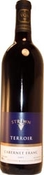 Strewn Winery Terroir Cabernet Franc 2005, VQA Niagara  On The Lake Bottle