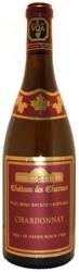 Chateau Des Charmes Chardonnay, Paul Bosc Est. 2005, St. Davids Bench Bottle