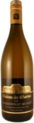 Chateau Des Charmes Chardonnay Musque, Eb 2007, St. Davids Bench Bottle