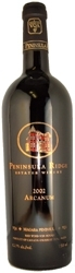 Peninsula Ridge Arcanum 2002, Niagara Peninsula Bottle
