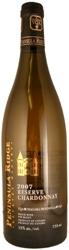 Peninsula Ridge Reserve Chardonnay 2007, Niagara Peninsula Bottle