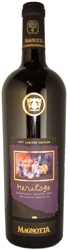 Magnotta Meritage Limited Edition 2007, Niagara Peninsula Bottle