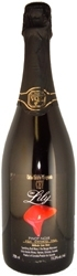 Colio Cev Lily Pinot Noir Sparkling 2007, Lake Erie North Shore Bottle