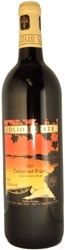 Colio Ce Cabernet Franc 2007, Lake Erie North Shore Bottle