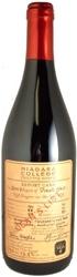 Niagara College Dean`s List Pinot Noir 2007, Niagara Peninsula Bottle