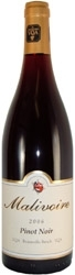 Malivoire Pinot Noir 2006, Beamsville Bench Bottle