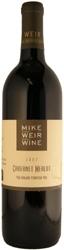 Mike Weir Mike Weir Cabernet Merlot 2007, Niagara Peninsula Bottle