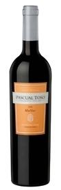 Pascual Toso Malbec 2009, Mendoza Bottle