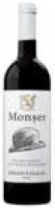 Monser Babeasca Neagra 2008 Bottle