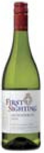 First Sighting Sauvignon Blanc 2009, Wo Cape Of Good Hope Bottle