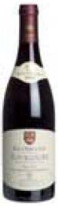 Domaine Roux Père & Fils Les Grandes Charmilles Bourgogne Pinot Noir 2009, Ac Bottle