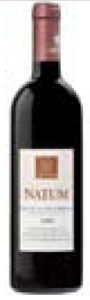Agriverde Natum Montepulciano D'abruzzo 2008, Doc, Made With Organic Grapes Bottle
