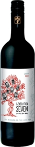Chateau Des Charmes Generation Seven Red 2009, VQA Niagara On The Lake Bottle