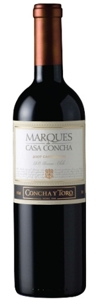 Concha Y Toro Marques De Casa Concha Carménere 2007, Rapel Valley Bottle