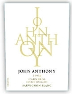 John Anthony 2008 Carneros Church Vineyard Bottle