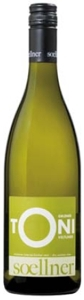 Weingut Soellner Toni Grüner Veltliner 2009 Bottle