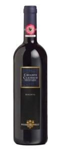 Poggio Bonelli Chianti Classico Riserva 2006, Docg Bottle