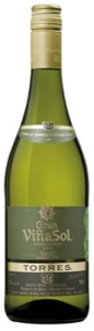 Torres Gran Viña Sol Chardonnay 2008, Do Penedès Bottle