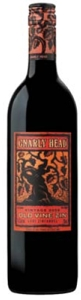Gnarly Head Old Vine Zinfandel 2008, Lodi Bottle