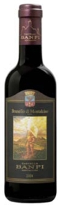 Banfi Brunello Di Montalcino 2004, Docg  (375ml) Bottle