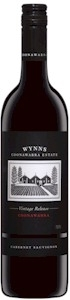 Wynns Coonawarra Estate Cabernet Sauvignon 2006, Coonawarra, South Australia Bottle