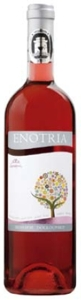 Domaine Douloufakis Enotria Rosé 2009, Regional Wine Of Crete, Made From Organic Grapes Bottle