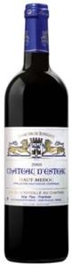 Château D'esteau 2005, Ac Haut Médoc Bottle