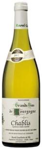 Raoul Gautherin & Fils Cuvée Vieille Vignes Chablis 2007, Ac Bottle