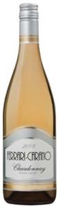 Ferrari Carano Chardonnay 2008, Sonoma County Bottle