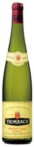 Trimbach Pinot Gris Reserve 2006, Ac Alsace Bottle