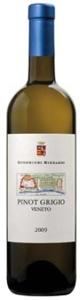 Guerrieri Rizzardi Pinot Grigio 2009, Igt Veneto Bottle