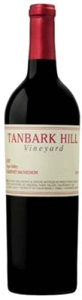 Philip Togni Tanbark Hill Cabernet Sauvignon 2007, Napa Valley Bottle