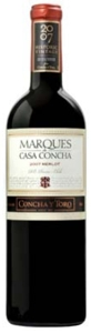 Concha Y Toro Marques De Casa Concha Merlot 2007, Peumo, Rapel Valley Bottle