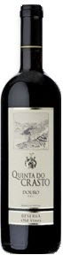 Quinta Do Crasto Old Vines Reserva 2007, Doc Douro Bottle