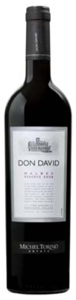 Michel Torino Don David Malbec 2008, Cafayate Valley Bottle