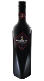 Rosemount Diamond Label Shiraz 2008, Southeastern Australia Bottle