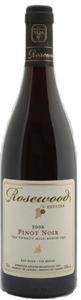Rosewood Estates Pinot Noir 2008, VQA Twenty Mile Bench, Niagara Peninsula Bottle